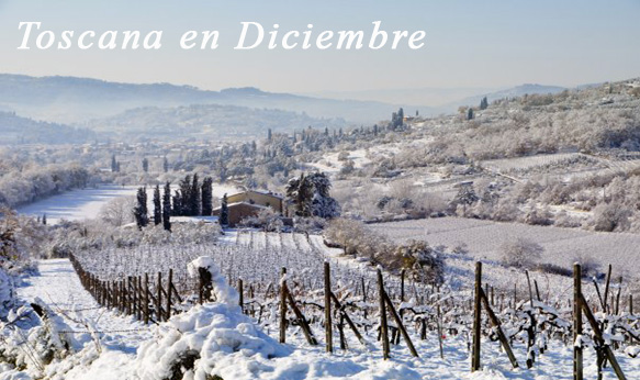 La Toscana en Diciembre